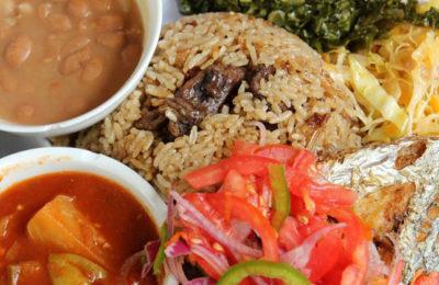 Tanzania Local Cuisine