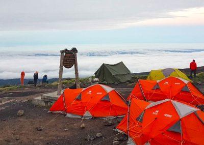 Climbing Mount Kilimanjaro During Rainy Season