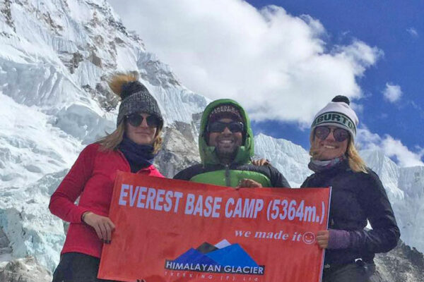 Everest Trek for youth